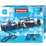 Carrera GO!!! Formula E Grundpackung / Set Art.Nr. 62468 / Verfügbar im Handel ab KW 37 (10.09 - 14.09.2018)