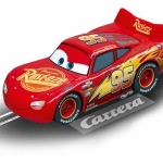 Carrera GO!!! / GO!!! Plus Disney Pixar Cars 3 Lightning McQueen Art.Nr. 64082 / Verfügbar im Handel ab KW 32 (07. - 11.08.2017)