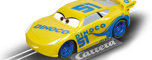 Carrera GO!!! / GO!!! Plus Disney Pixar Cars 3 Cruz Ramirez Racing Art.Nr. 64083