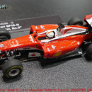 Carrera GO!!! / GO!!! Plus Ferrari SF16-H Sebastian Vettel Nr.5 Art.Nr. 20064086, 64086