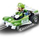 Carrera GO!!! / GO!!! Plus Mario Kart Circuit Special Luigi Art.Nr. 64093 / Verfügbar im Handel ab KW 38 (18. - 22.09.2017)