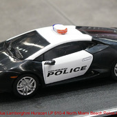 Carrera GO!!! / GO!!! Plus Lamborghini Huracan LP 610-4 North Miami Beach Police Art.Nr. 20064098, 64098