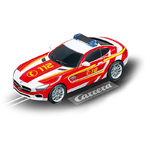 Carrera GO!!! / GO!!! Plus Mercedes-AMG GT Coupé 112 Feuerwehr / Notarzt Art.Nr. 64122 / Verfügbar im Handel ab KW 41 (08.10 - 12.10.2018)