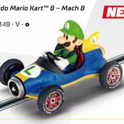 Carrera GO!!! / GO!!! Plus Nintendo Mario Kart 8 Mach 8 Luigi Art.Nr. 64149 / 20064149