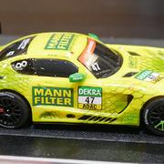 Carrera GO!!!, Carrera GO!!! Plus, Carrera GO!!! Battery, Digital 143 Mercedes AMG GT3 Mann Filter Team HTP Nr.47 64169 41436