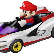 Carrera GO!!! / GO!!! Plus Auto Nintendo Mario Kart P-Wing Mario 64182