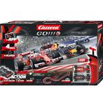 Carrera GO!!!+ Plus Power Lap Set / Grundpackung  Art.Nr. 66006 / Verfügbar im Handel ab KW 37 (10.09 - 14.09.2018)