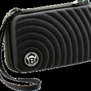 BULL'S Dart Orbis Darttasche Dartcase Dart Wallet XL Extra Large Schwarz