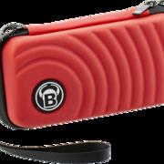 BULL'S Dart Orbis Darttasche Dartcase Dart Wallet S Small Rot