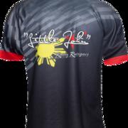 BULL´S Darts Rowby John Rodriguez Little John Matchshirt Dart Shirt Trikot Edition 2020
