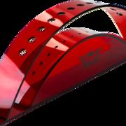 BULL´S NL Moon Darts Display 12 Darts Display Stand Acryl Dartständer für 4 Dartsätze