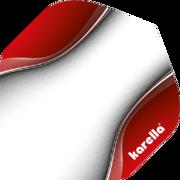 Karella Dart-Fly Dartflight ShotGun Dart Flight Dartflights Standard 2020