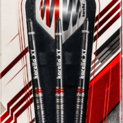 Karella Soft Darts HiPower schwarz 90% Tungsten Softtip Darts Softdart 2020 18-20 g