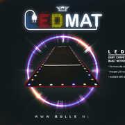 Bulls NL 2020 Dart Collection Launch LED Dartmatte
