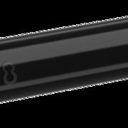 8 Flight Dart Shaft Regular Spin Shaft Design 2019 Schwarz IM+ Intermediate Plus