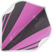 one80 Dart Dualite L-Style Champagne Dart Flights Design 2020 Pink