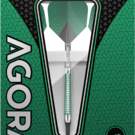 Target Soft Darts Agora Verde AV34 95% Tungsten 2019 Softtip Darts Softdart 18 g