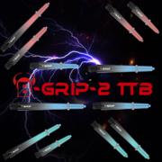 BULL'S Dart B-Grip-2 TTB Shaft Polycarbonat Shäfte 3 Farben & 4 Längen