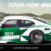 Carrera Digital 124 Gaisbergrennenset 2019