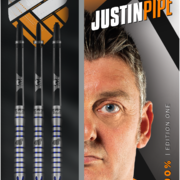BULL'S NL Soft Darts Justin Pipe Edition 1 The Force 90% Tungsten Softtip Darts Softdart 20 g
