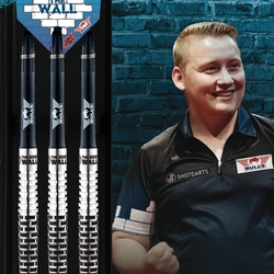 BULL'S Soft Darts Bull´s powered by Shot Darts Martin Schindler The Wall Match Darts 90% Softtip Darts Softdart Verpackung