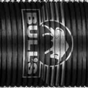 BULL'S NL Steel Darts Phantom Grip Red 90% Tungsten Steeltip Darts Steeldart 23-24-25 Gramm