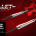 Target Steel und Softdarts Stephen Bunting The Bullet Gen 3 Generation 3 90% Tungsten Steeltip Darts Steeldart