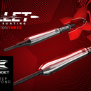 Target Steeldarts und Softdarts Stephen Bunting The Bullet Gen 3 Generation 3 90% Tungsten Steeltip Darts Steeldart
