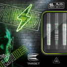 Target Soft Darts Chris Lim Lightning G1 Generation 1 90% 2019 Softtip Darts Softdart 19 g Verpackung