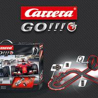 Ganz neu auf dem Markt: die Carrera GO!!! Plus App. Auch diese finden Sie bei uns im GOKarli Rennbahnonlineshop.