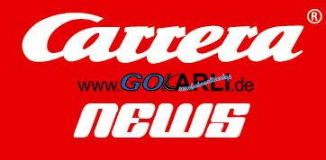 Carrera Sortiment NEU im Handel Digital 124, Digital 132, Digital 143, Carrera GO Plus, Carrera GO, Carrera First