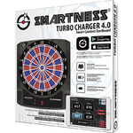 Carromco Smartness Elektronik Dartboard Smart Connect Turbo Charger 4.0 Scoring per App