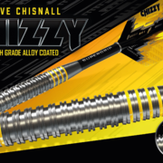Harrows Steel Darts Dave Chisnall Chizzy Brass Tungsten Look Steeltip Dart Steeldart 2020