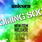 unicorn Dart-News Launch 2021 am 27.07.2020 / 27. Juli 2020 unicorn Dart Neuheiten 2020 / 2021 - Neue unicorn Darts Seigo Asada, Adam Hunt, Callan Rydz