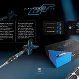 Target Darts Daytona Fire GT Steel und Softdarts in 7 unterschiedlichen Gewichten Beschreibung