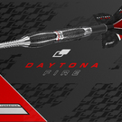 Target Steel Darts Daytona Fire DF04 95% Tungsten 2019 Steeltip Darts Steeldart