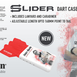 unicorn Slider Dart Case Seigo Asada