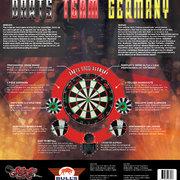 Darts Team Germany Max Hopp und Martin Schindler Dart Starterset Rückseite
