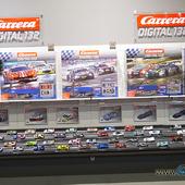 Carrera Digital 132 Neuheiten auf der Spielwarenmesse Nürnberg 2017