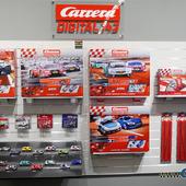 Carrera Digital 143 Neuheiten auf der Spielwarenmesse Nürnberg 2017