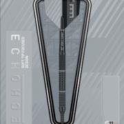 Target Soft Darts ECHO 11 90% Tungsten Softtip Darts Softdart 2020 18-20 Gramm