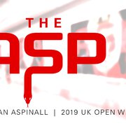 Nathan Aspinall The Asp Target Darts Team