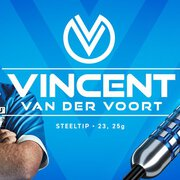 Winmau Steel Darts Vincent Van der Voort 90% Tungsten Steeltip Dart Steeldart 2020