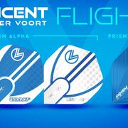 Winmau Prism Alpha / Delta Vincent van der Voort Dart Flight in verschiedenen Designs