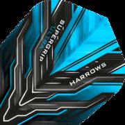 Harrows Supergrip Ultra Dart Flight Dartflight speziell laminiert Aqua