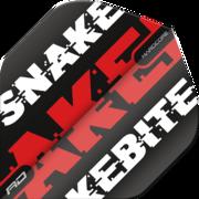 Red Dragon Peter Wright Snakebite Flights Hardcore Dart Flight Neuheit 2019 / 2020 F6470