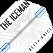 Red Dragon Darts Gerwyn Price The Iceman Flights Design 2020 Art.Nr. 570.F6477