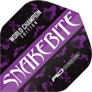 Red Dragon Peter Wright Snakebite World Champion Edition 2020 Flights Dart Flight TF6494