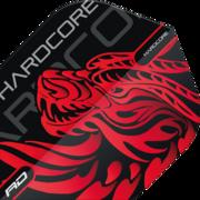 Red Dragon Hardcore Dragon Jonny Clayton The Ferret Flights Dart Flight Dartflight Design 2021 Standard