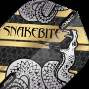 Red Dragon Peter Wright Snakebite Coiled Snake Gold - Flights Dart Flight 2021 TF6563